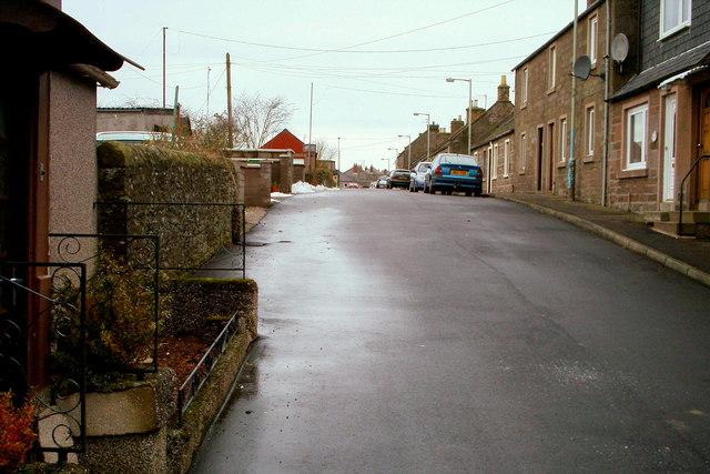 Muir Street, Forfar