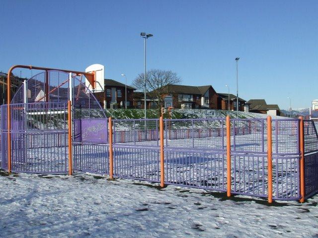 Sports field off Kilmacolm Road