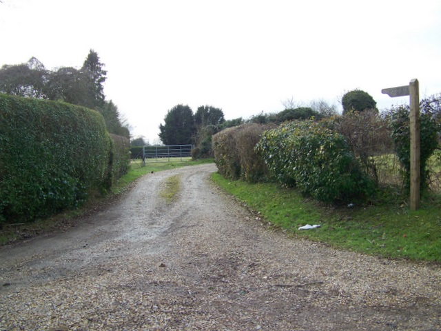 Footpath, East Martin