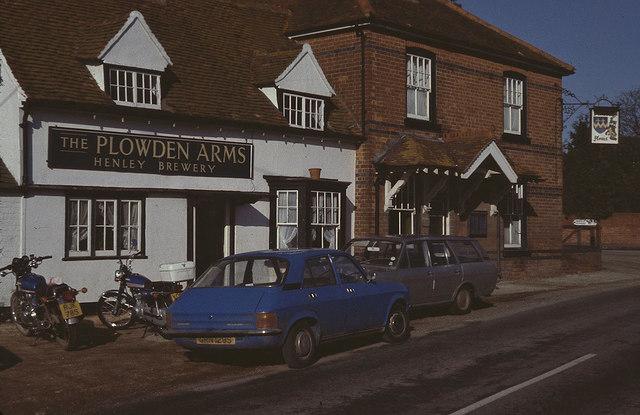 The Plowden Arms, Shiplake