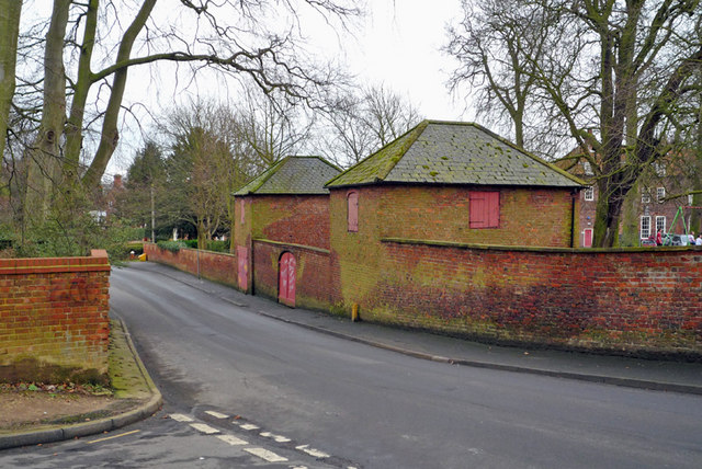 Old Stables on Preston Lane