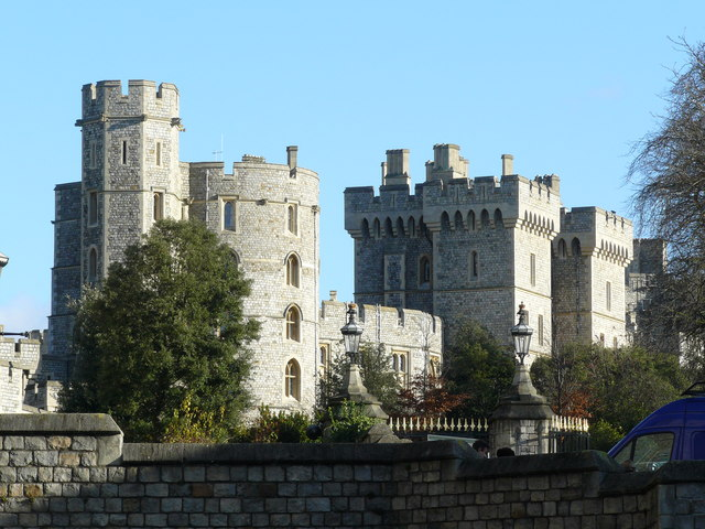 Windsor Castle - South Wing