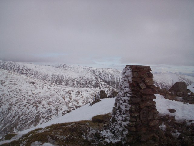 Summit of Red Screes