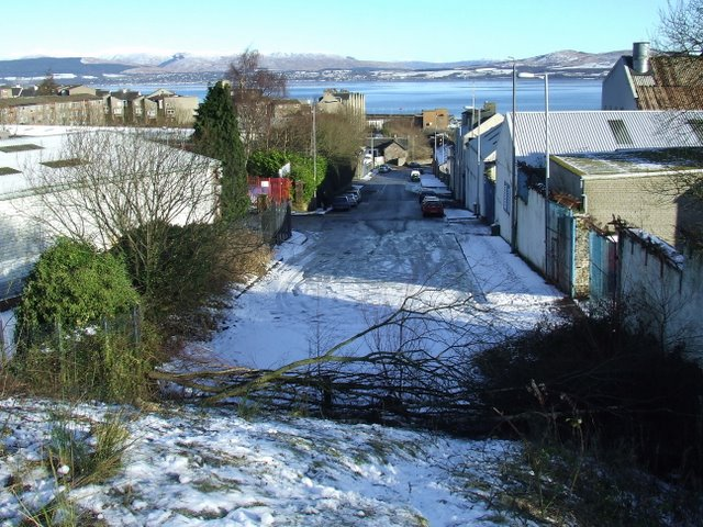 Dellingburn Street