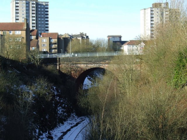 Mearns Street railway bridge