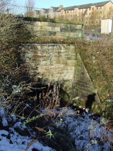Lynedoch Street railway bridge