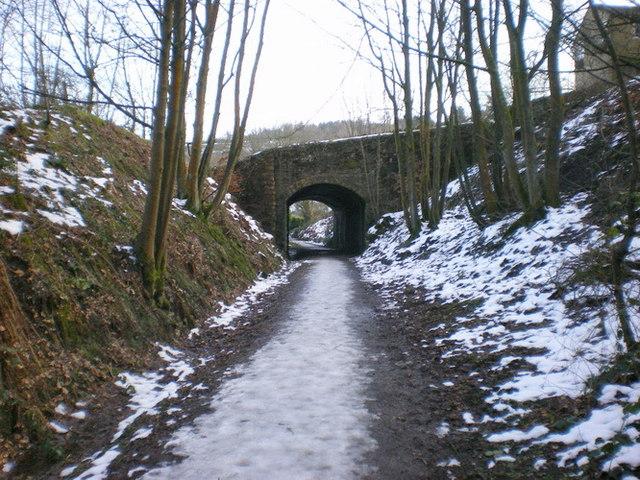 Streethouse Lane Bridge