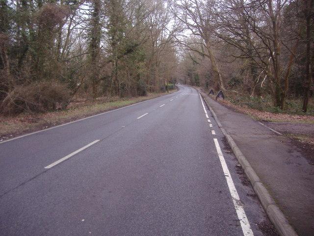 A324 Pirbright, Surrey