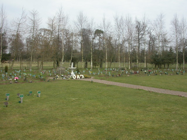 Hinton Park Woodland Burial Ground