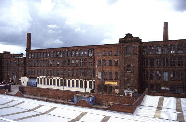 Western Mills, Wigan