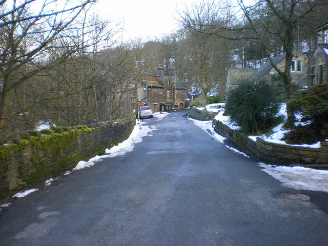 Ladcastle Road, Dobcross