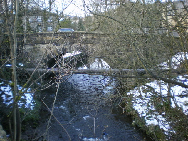 Tame Water Bridge, Dobcross