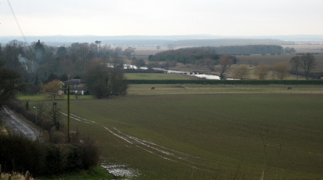 Fillingham village and lake