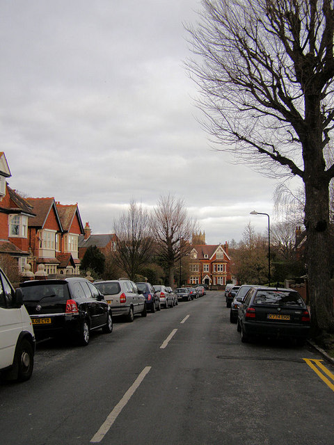 Dalton Road, Meads, Eastbourne
