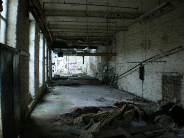 Bailey Mill, Interior