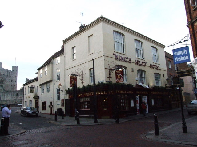 King's Head, Rochester
