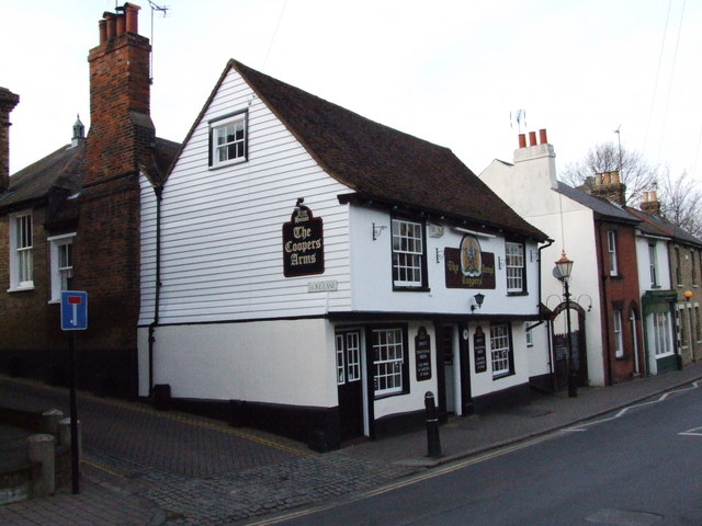 The Coopers Arms, Rochester
