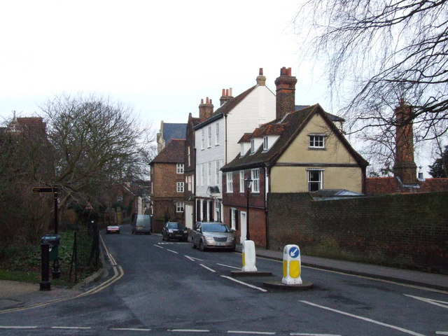 Crow Lane (formerly Maidstone Road), Rochester