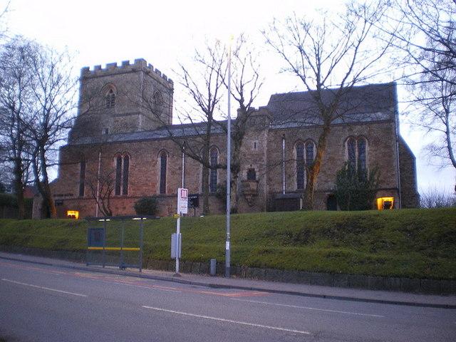 Parish Church of St Aidan, Sudden