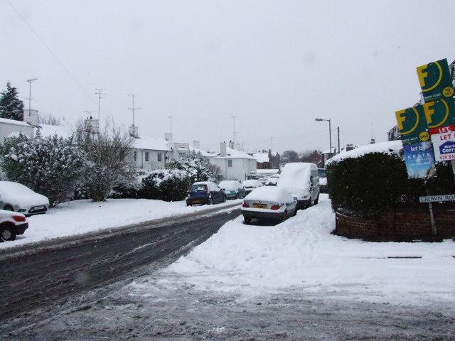Hampden Road, Colney Hatch