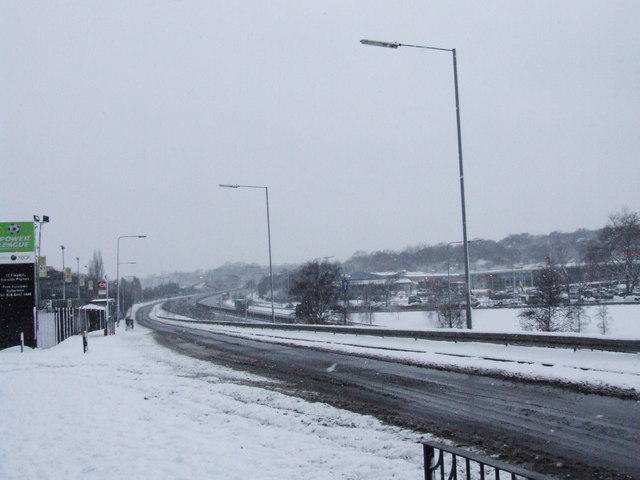 Bobby Moore Way, Colney Hatch