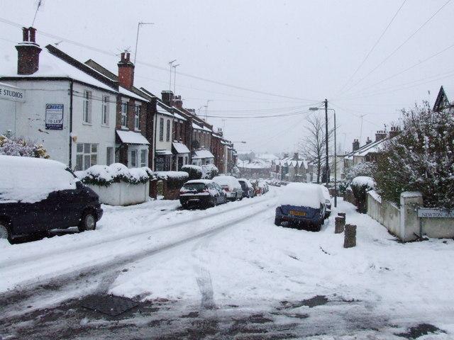 Pembroke Road, Colney Hatch