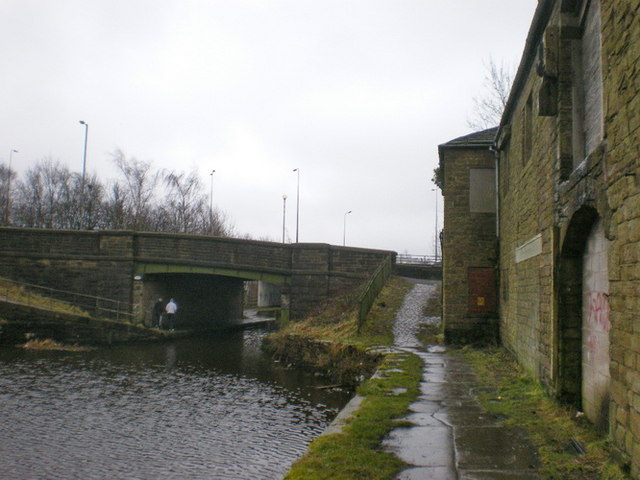 Enfield Canal Bridge