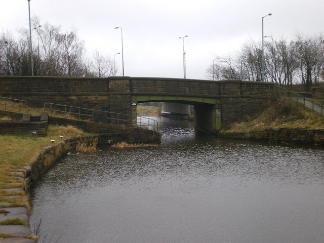 Enfield Canal Bridge