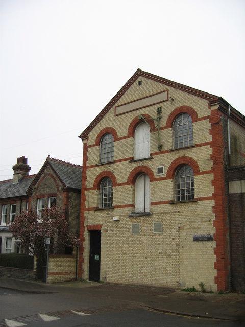 An elegant warehouse