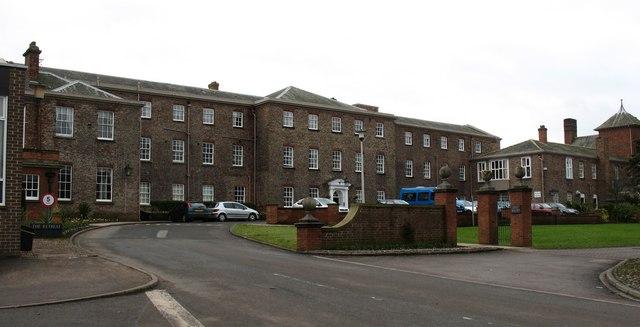 The Retreat, Heslington Road