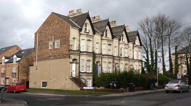 Victorian terrace, Lawrence Street