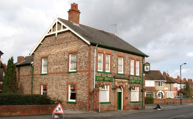 The Beeswing, Hull Road