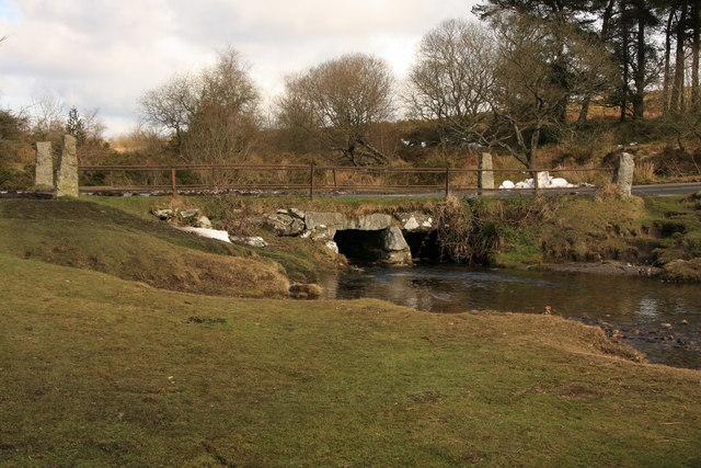 Bridge over Ruddycleave Water