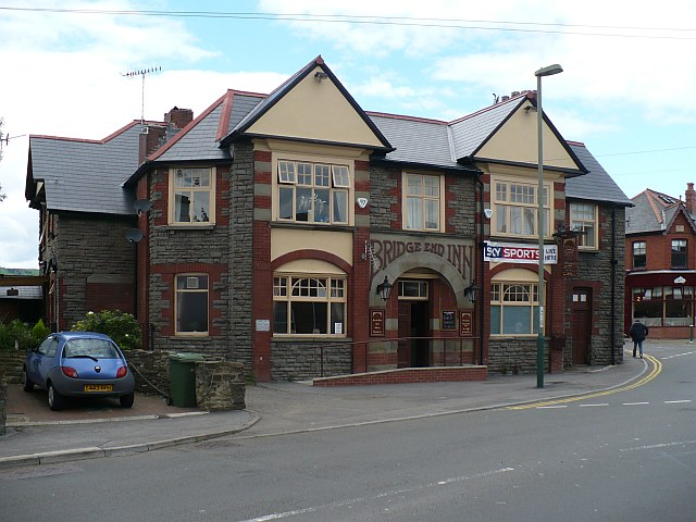 Bridge End Inn, Church Street, Bedwas