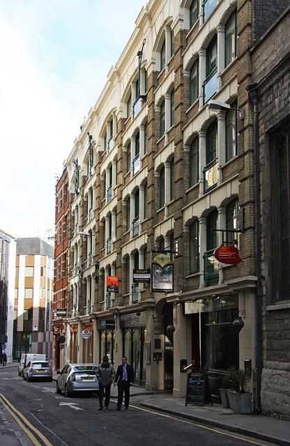 Creechurch Lane