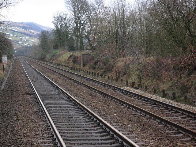 Huddersfield to Manchester Railway