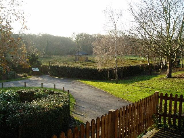 The Millennium Maze at Brent Lodge Park