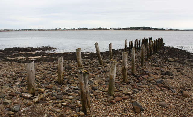 Old Jetty, Findhorn Bay