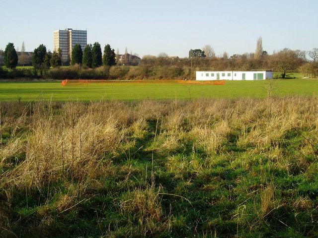 Hanwell Cricket Club ground