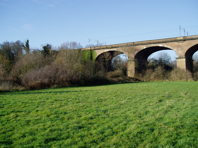 Wharncliffe Viaduct - western end