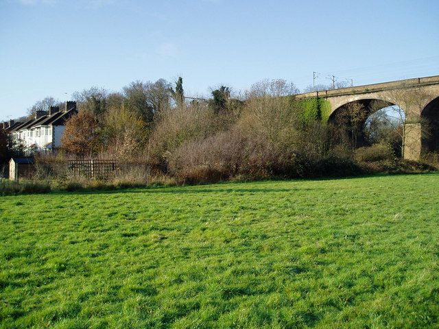 Wharncliffe Viaduct - the western end