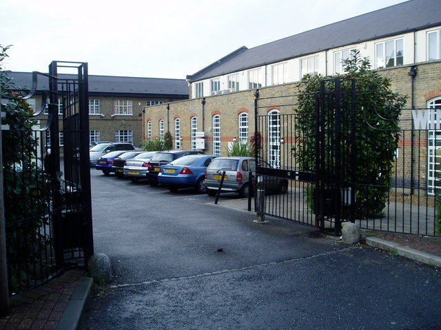 Entrance to the Windmill Place Business Centre
