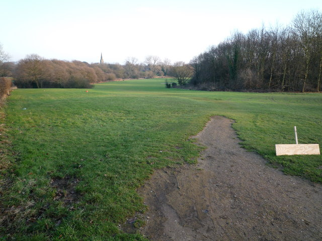 West Middlesex golf course