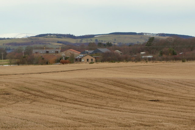 View of Greenhillock Farm