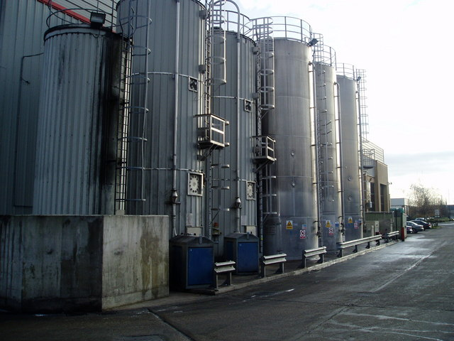 Le Pain Croustillant Ltd - cooling towers