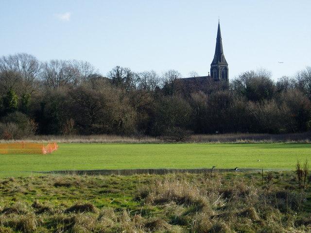Hanwell cricket ground