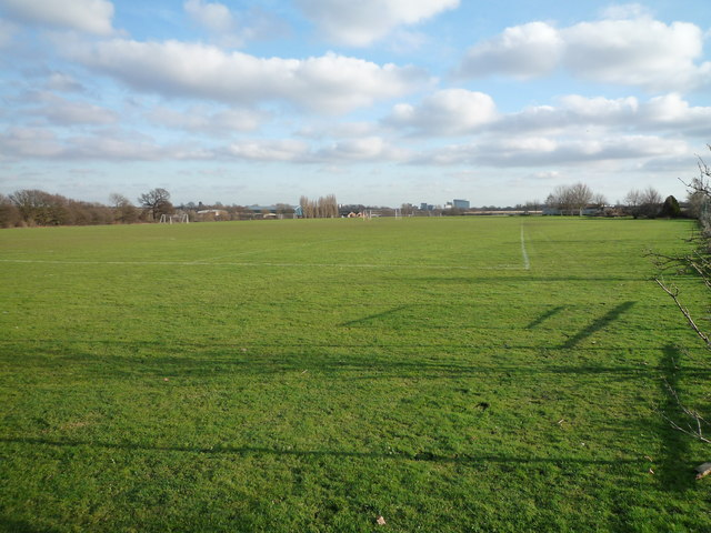 Warren Farm sports ground