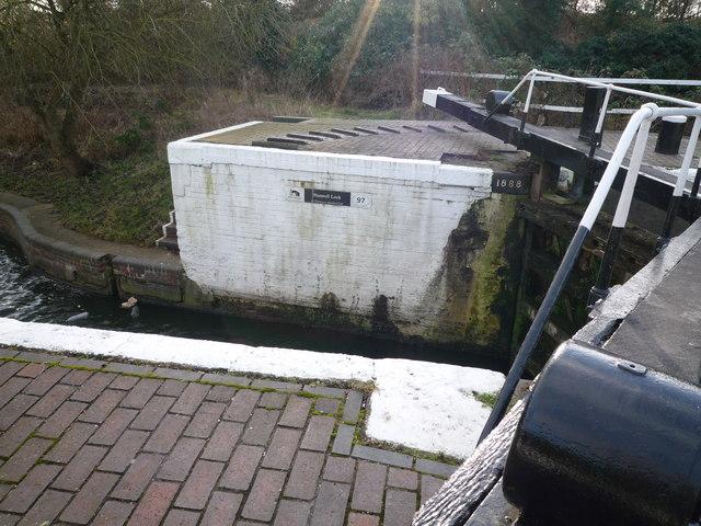 Hanwell Lock 97