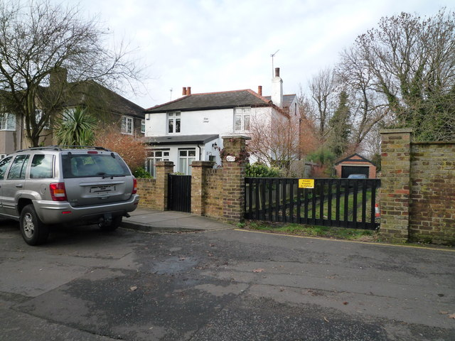 The White Cottage, Church Road, Hanwell