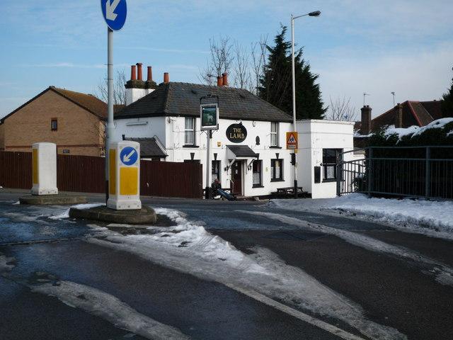 The Lamb public house